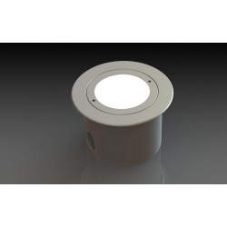 BE-75-LED, 1x 5W-LED, warmweiß